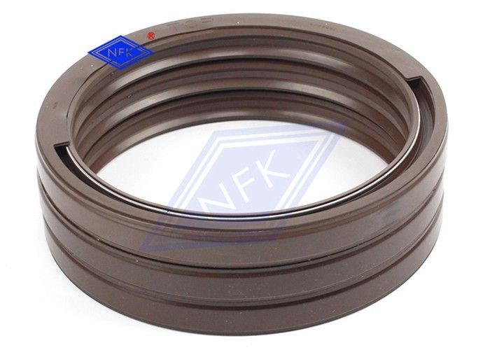 Shift Rod Rotary Lip Seal Cross Section Shape Wear Resistant Fit KOMATSU 6D108